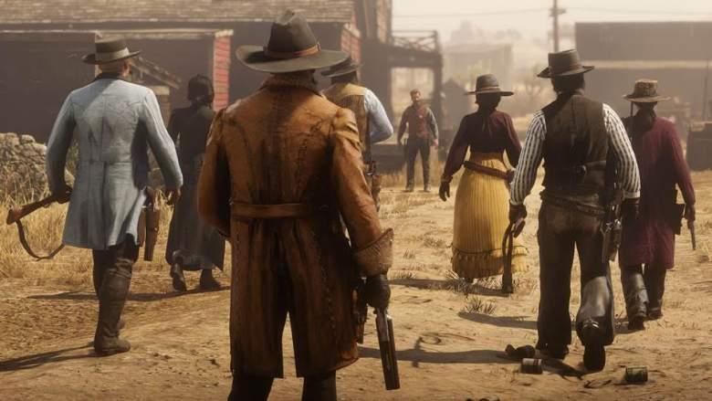 """DIREKTE: Bli med ITavisens røverbande til """"Red Dead Redemption 2 Online"""""""