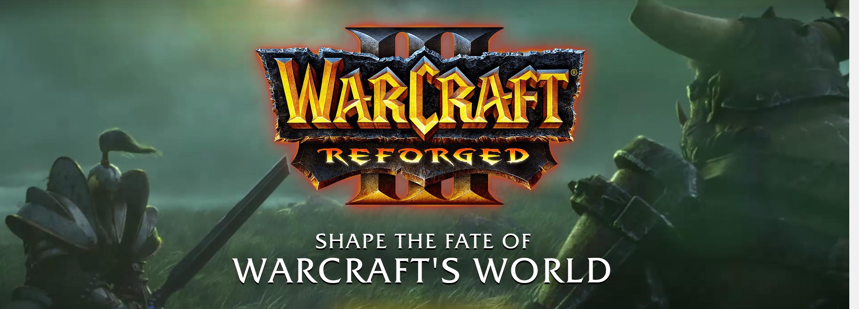Warcraft III kommer tilbake