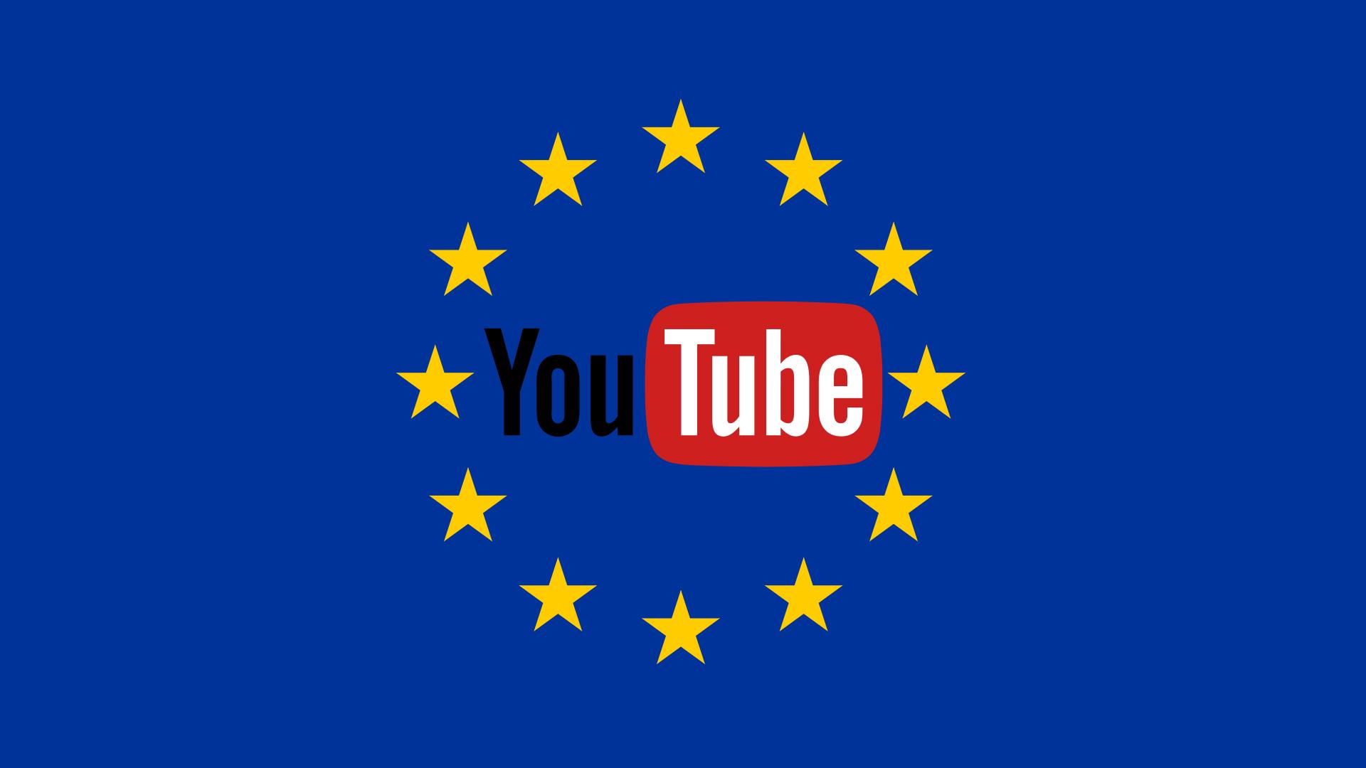 YouTube: - EU kommer til å kvele kreativiteten