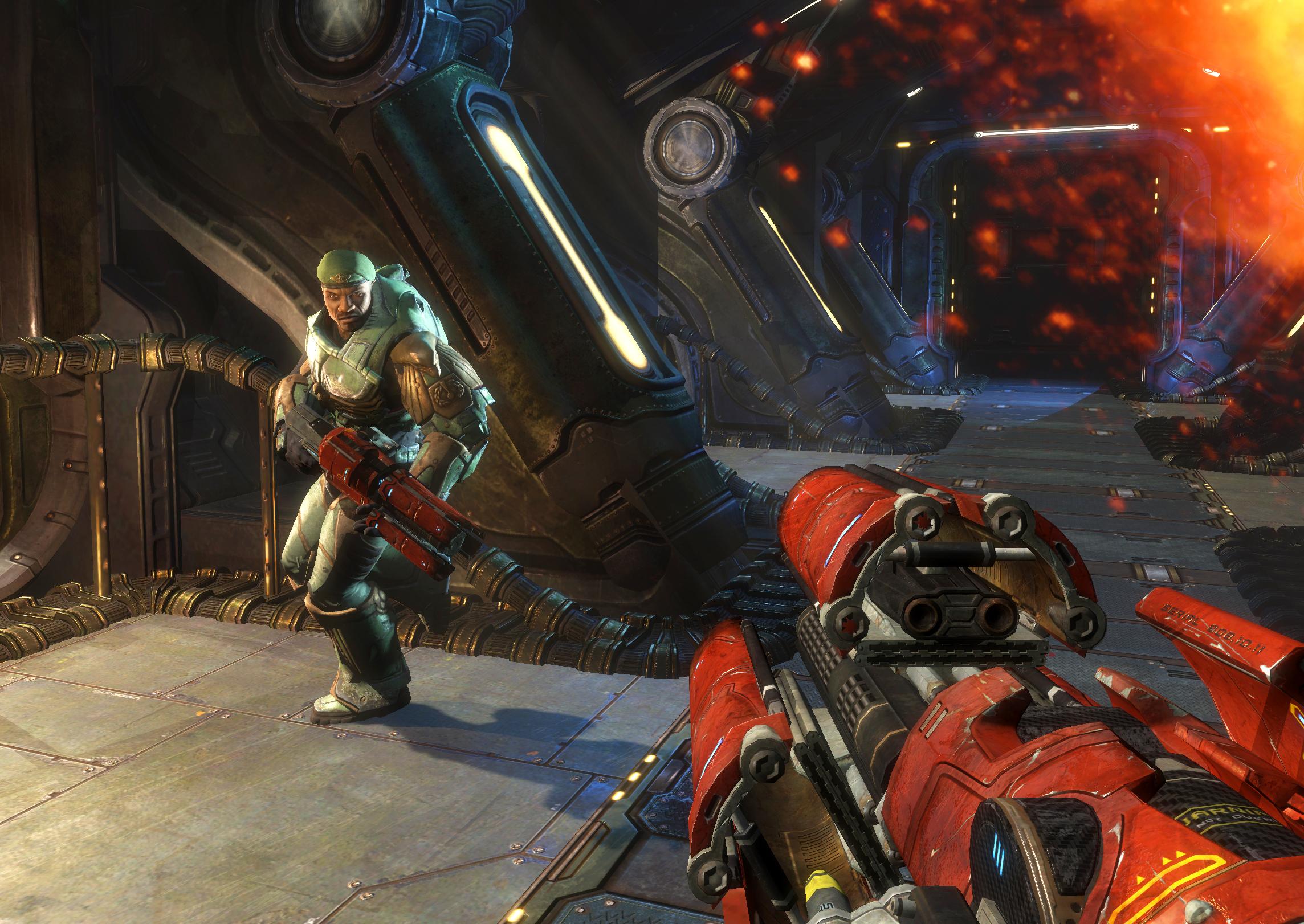 Gir opp Unreal Tournament grunnet Fortnite-suksessen