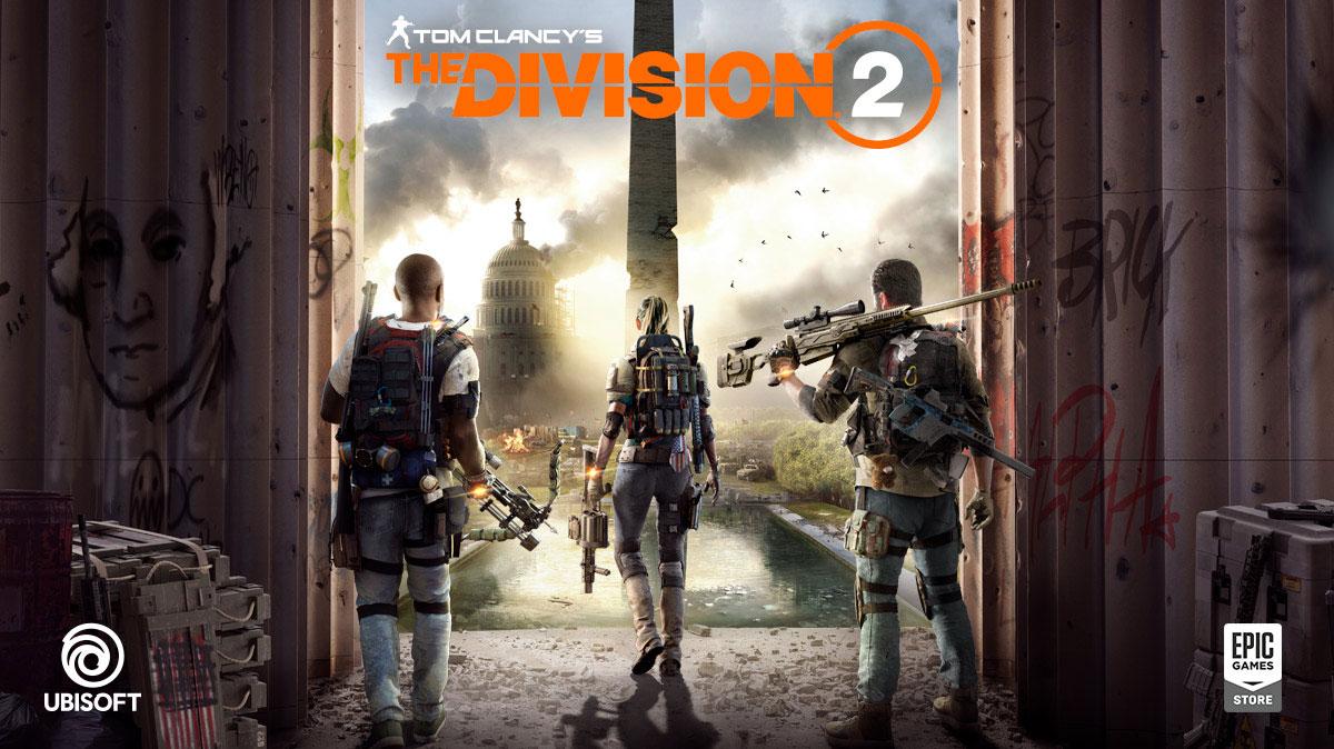 Ubisoft dropper Steam, går til Epic Games med The Division 2