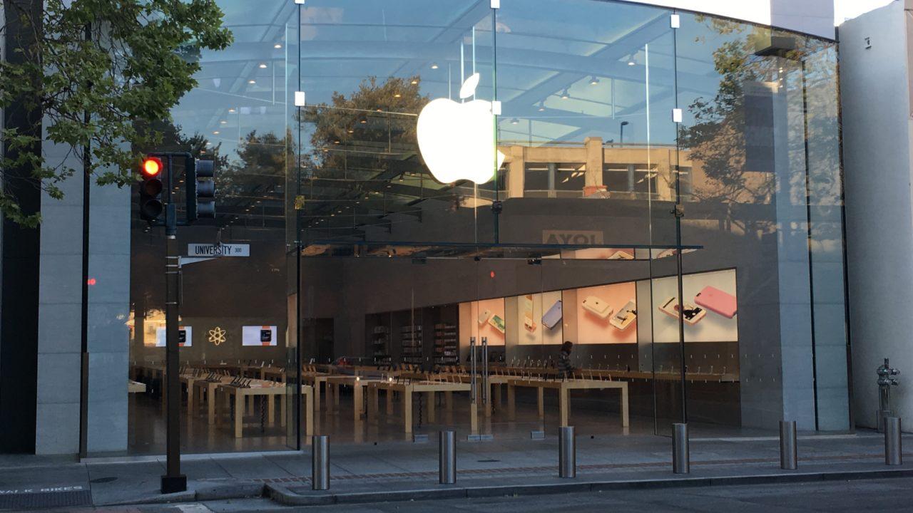 Apple sørger for å gjøre seg bemerket, til tross for det årlige fraværet under CES.