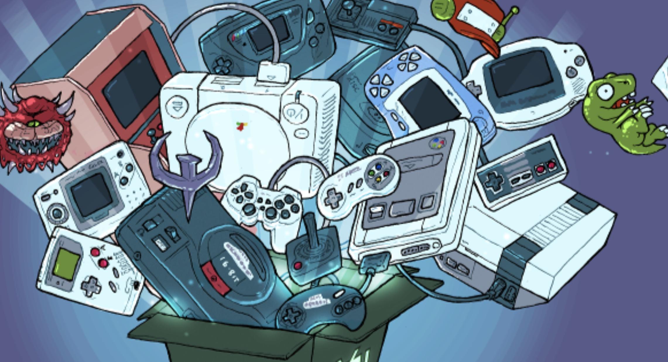 Snart kan du emulere spill på både PS4 og Xbox One.