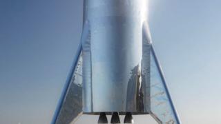 SpaceX: – Starship er snart klar for sin første test
