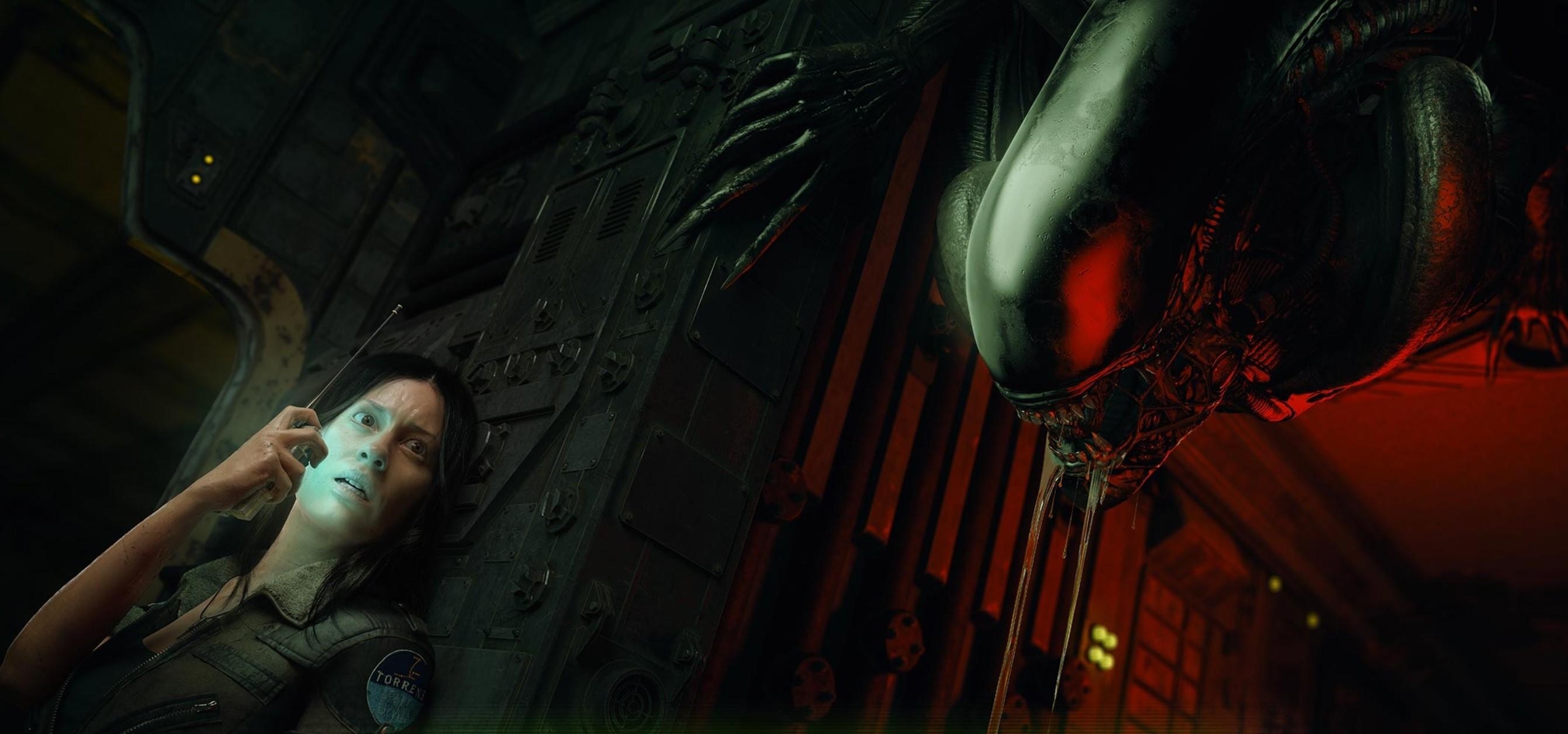 Dette er nye Alien
