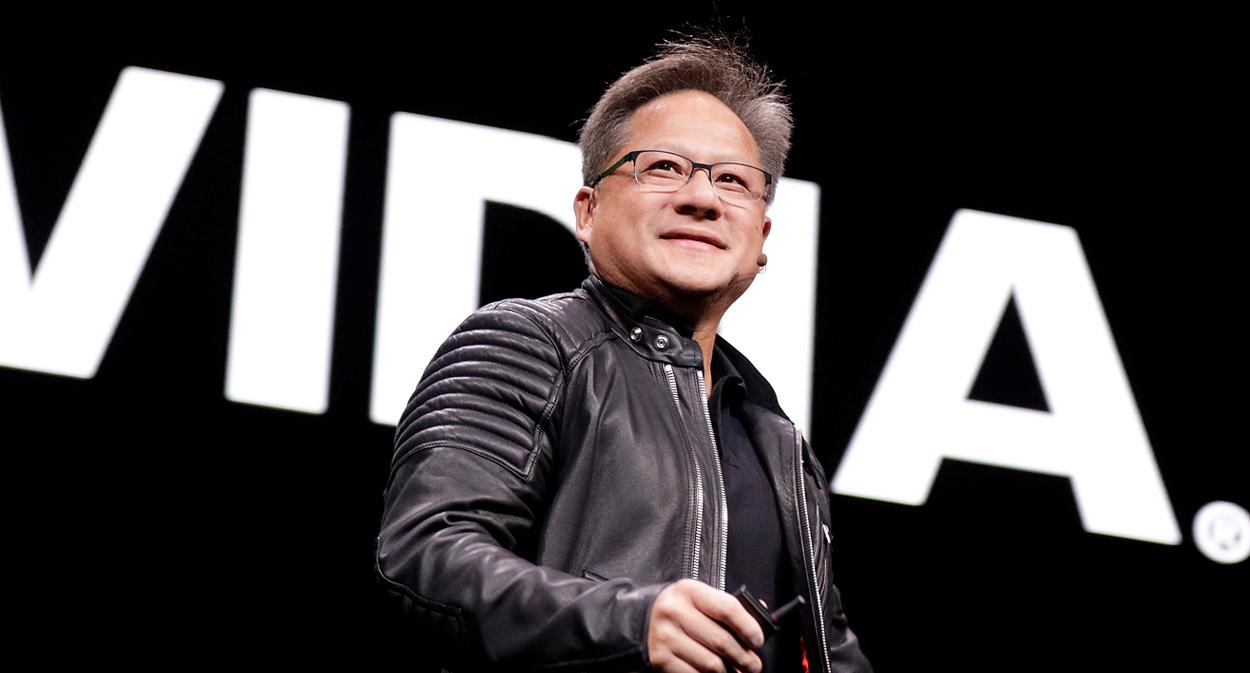 Nvidia-sjefen fnyser av AMDs nye skjermkort: - De mangler ray-tracing og DLSS