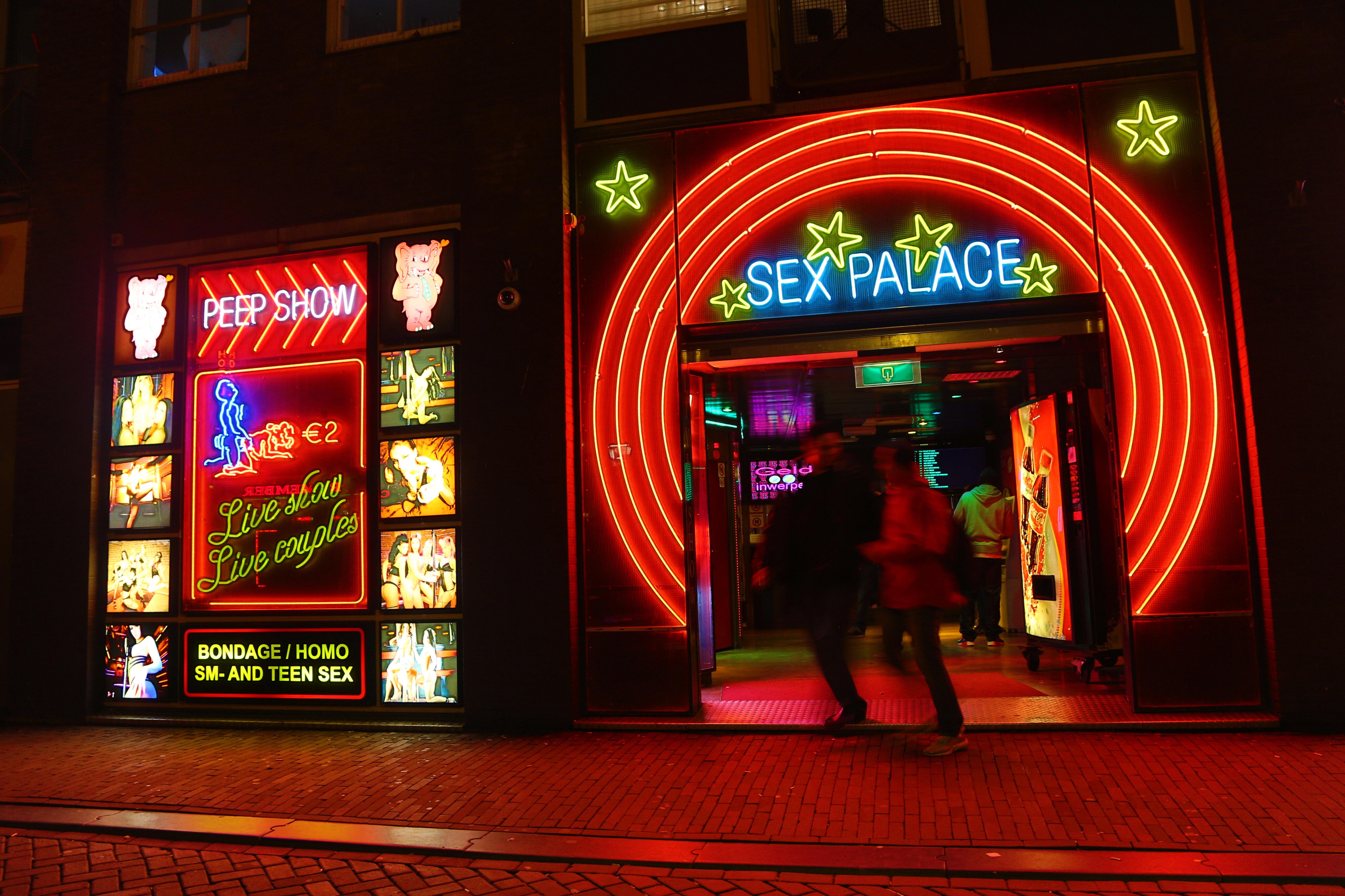 Amsterdam, Netherlands - Dec 2013