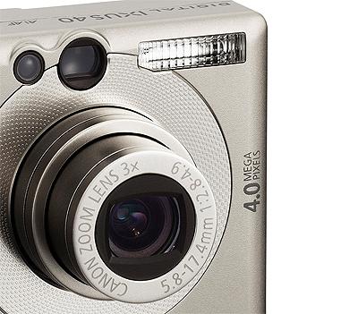 Canon DIGITAL IXUS 40