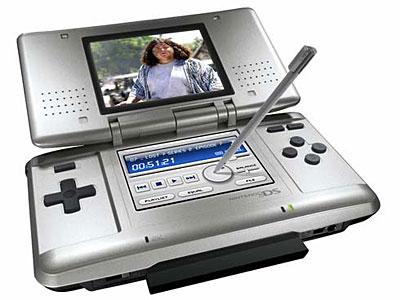 Max Media player Nintendo DS stor
