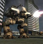 Battlefield 2142 skjermbilde