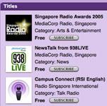 Singapore podcast