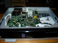 HD DVD åpen