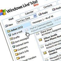 Windows Live Mail Beta