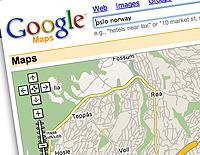 Google Maps oslo