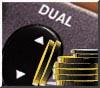 Dual-band m penger