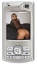 3G-mobilporno Nokia N80