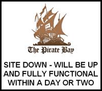 Pirate Bay melding