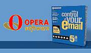 Opera og Eudora