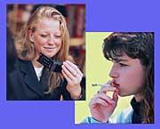 mobil og røyking