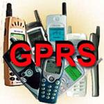 GPRS m/telefoner