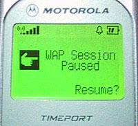 GPRS WAP 2