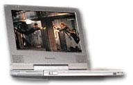 Bærbar DVD-spiller