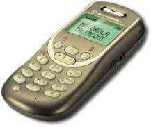 Motorola T192 (forside)