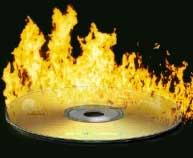 Burn, baby burn CD