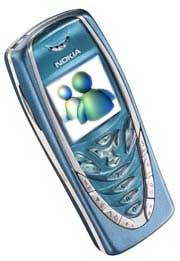 Messenger på Nokia mobil