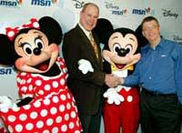 Disney og MSN
