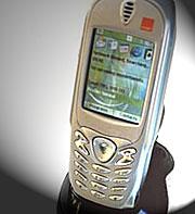 Microsoft Smartphone 2
