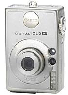 Digital Ixus V3 hovedbild