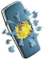 Ekspolderende mobil
