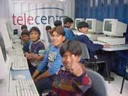 Bolivia KHus kidlink barn