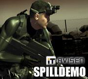 Spilldemo Splinter Cell