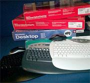 Tastatur og greier