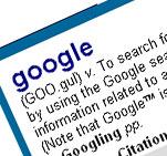 Google verb
