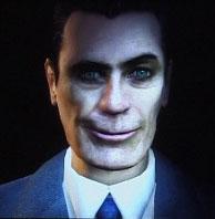 Half-Life 2 G-man