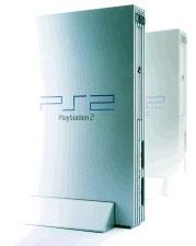 Playstation 2 Silver