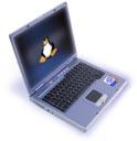Tadpole Linux-laptop
