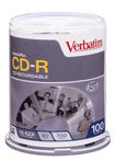 Verbatim CD-R spindel