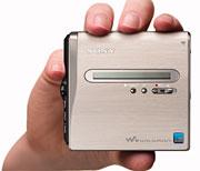 Sony MZ-NH1 HiMD