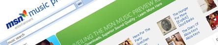 MSN Music (topp)