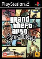GTA: San Andreas boxshot
