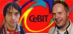 CeBIT (Per og Marius)