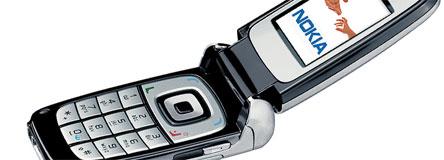 Nokia 6101 toppsakbilde