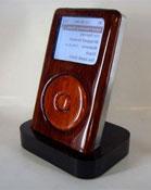 iPod tredeksel