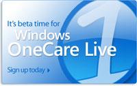 Windows OneCare Beta