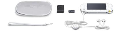 PlayStation Portable (hvit)