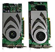 GeForce 7800GT vs 7800GTX